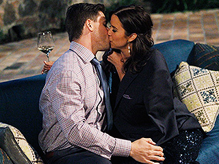The Bachelor Dudes Think Kaitlyn Is Kissing Just the Right Amount!
