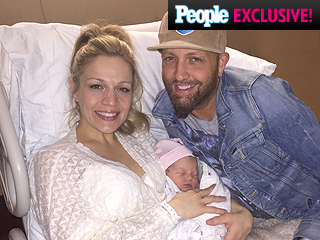 LOCASH's Preston Brust Welcomes Daughter Love Lily – See Her First Photo!