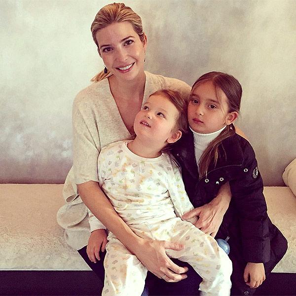 Ivanka Trump On How Motherhood Has Changed Her Priorities People