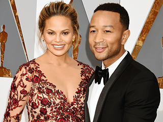 She's Here! John Legend and Chrissy Teigen Welcome a Daughter Luna Simone