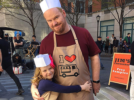 WATCH: Jim Gaffigan Says 'Parenting Is All About Making Mistakes and Dealing with a Certain Level of Guilt'