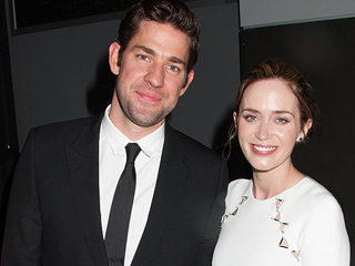 John Krasinski on Date Nights and Raising Daughters with 'Amazing Wife' Emily Blunt: 'It's Important to Preserve Your Relationship'