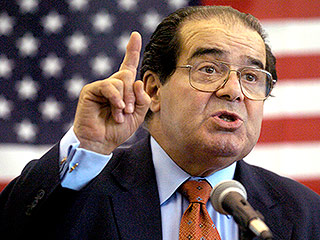 Supreme Court Justice Antonin Scalia's Life in Photos