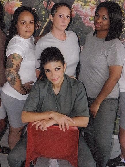 Exclusive Photos! Teresa Giudice's Life in Prison