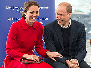 The Best Photos from Princess Kate and Prince William's Day in the Great Canadian Outdoors