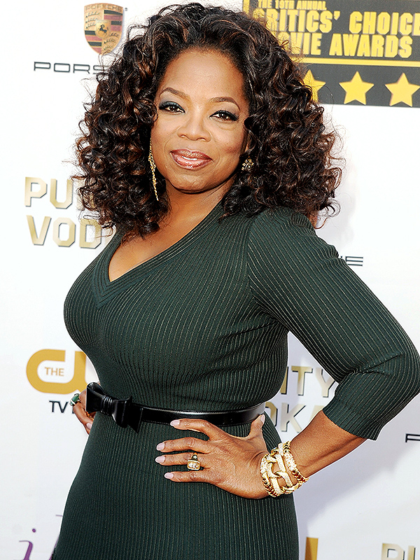 Oprah Winfrey Reveals Mental Illness Connection In O