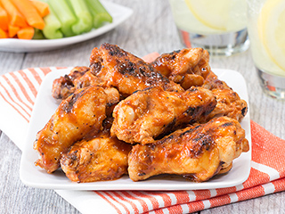 Hungry Girl: Grill Up My Healthy Hot Wings For Memorial Day