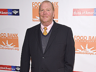 Why Mario Batali Says 'People Talking S– About America' Should Go to a Nascar Race