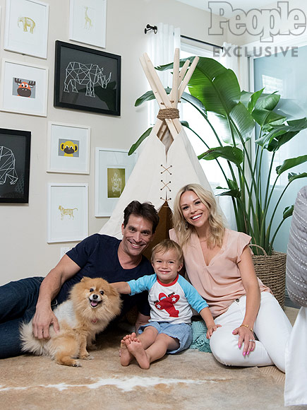 Tour Johnathon Schaech's Relaxed Family Retreat: 'Nothing Feels Fussy'