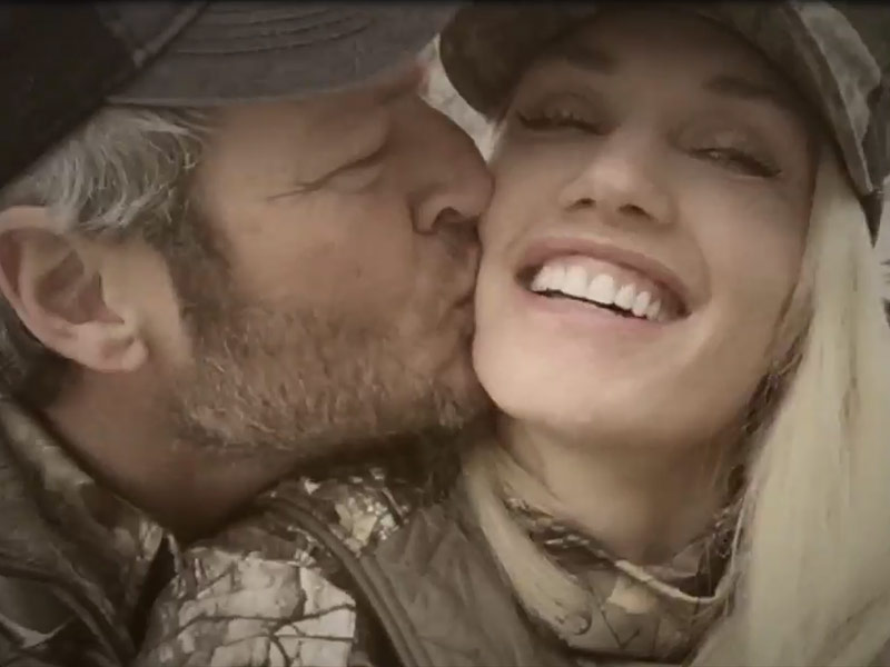 Blake Shelton and Gwen Stefani's Pre-Christmas Vacation in Oklahoma