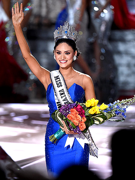Miss Universe Pia Wurtzbach Has No Hard Feelings Towards Steve Harvey
