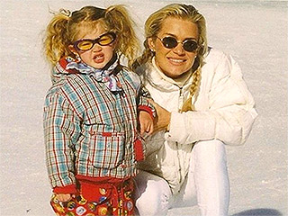 A Model Family Vacation: Yolanda Foster Insta-Gushes over Kids Gigi, Bella and Anwar Hadid, Including a Must-See Throwback of Tiny Gigi!