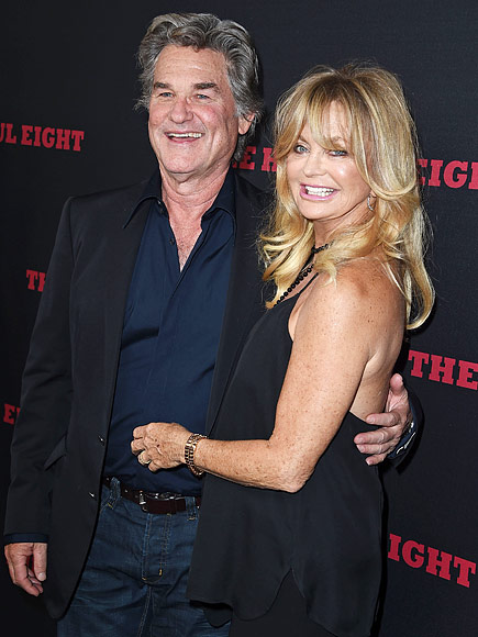 Goldie Hawn on Love with Kurt Russell: 'We Don't Have a Perfect Relationship'