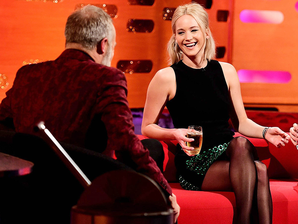 Jennifer Lawrence Admits She Is Not a Fan of New Year's Eve