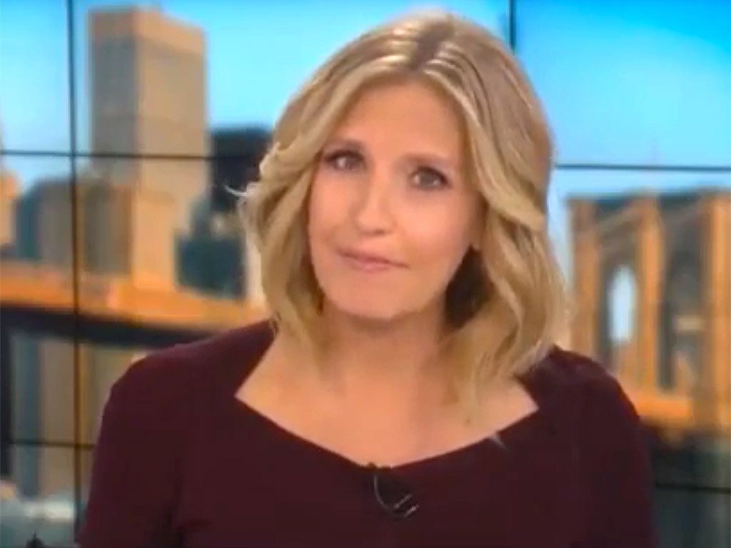 Poppy Harlow: CNN Anchor Passes Out on Air : People.com