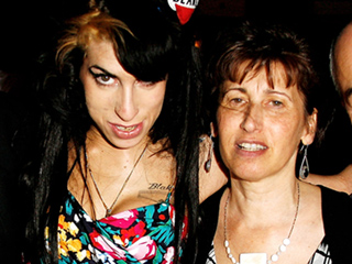 VIDEO: Why Amy Winehouse's Mom Has No Regrets: 'I Couldn't Have Done Anything Different'