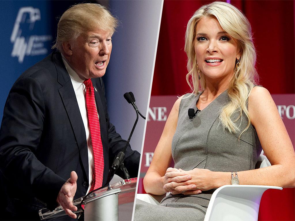 Donald Trump Retweet Slams Megyn Kelly as a 'Bimbo' for GQ Photoshoot
