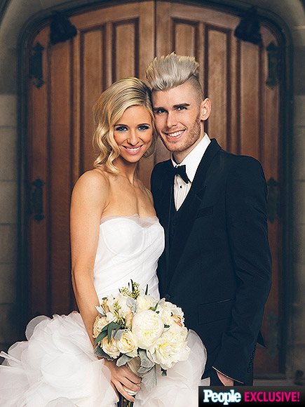 Colton Dixon Marries Annie Coggeshall: American Idol Alum Weds