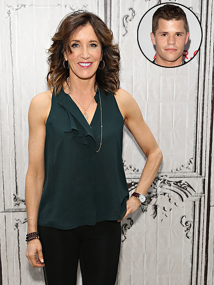 Felicity Huffman Applauds Charlie Carver For Coming Out: 'I Admire You'