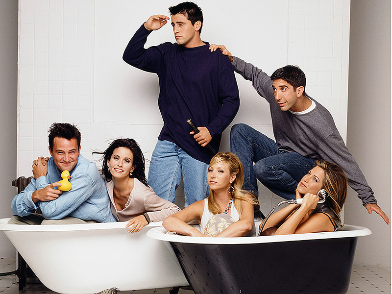 Friends Reunion: Fans React on Twitter