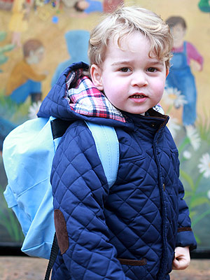 Prince George Loves Riding His Scooter Says Mom Kate Middleton