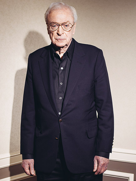Oscars' Diversity Controversy: Michael Caine Speaks Out