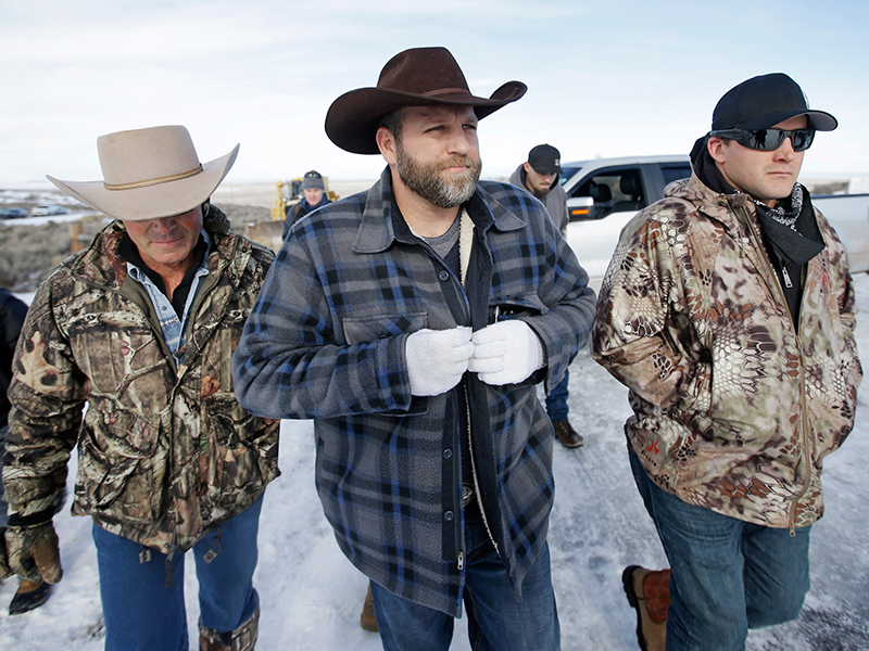 3 More Oregon Militia Members Arrested, as Leader Tells Followers to 'Go Home'