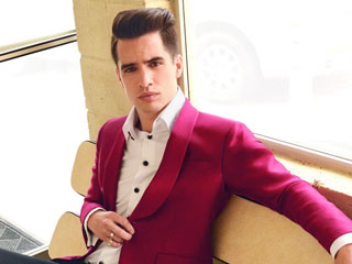 Find Out Why Panic! At the Disco's Brendon Urie Says, 'I'm Talented with My Tongue'