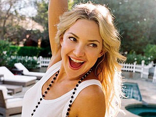 Kate Hudson's Top Tips for Getting in the Best Shape Ever