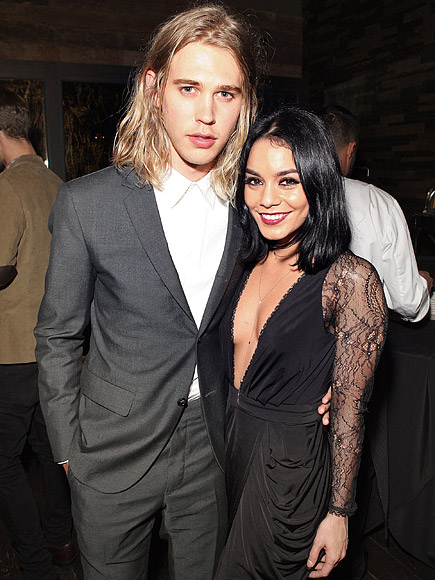 Austin butler and vanessa hudgens dating history