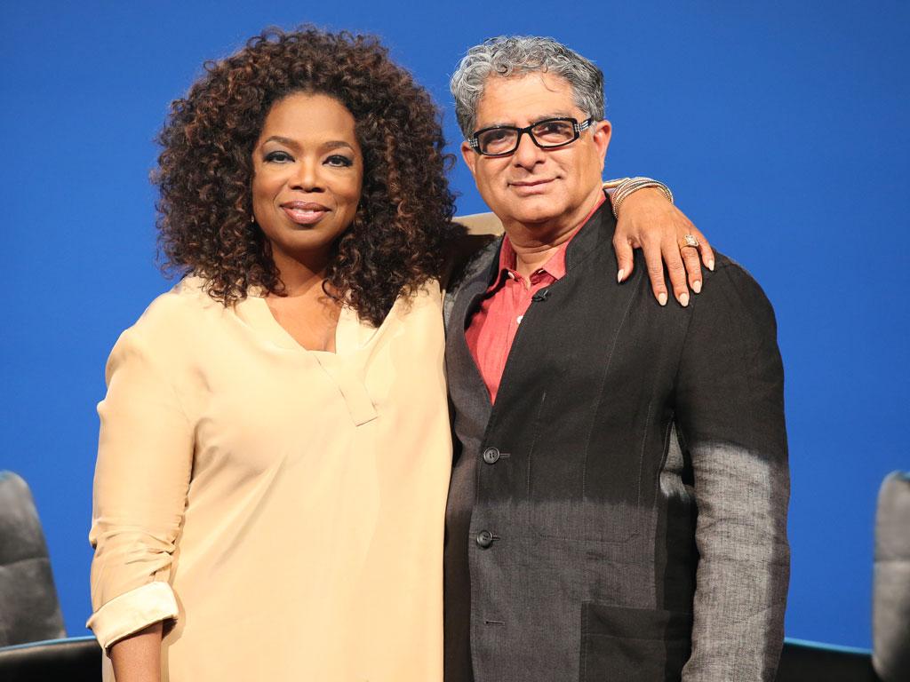 Oprah Winfrey and Deepak Chopra Announce New 21-Day Meditation Experience