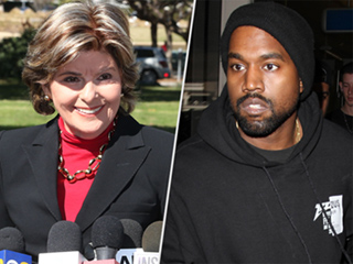 Gloria Allred Reacts to Kanye West's Tweet Supporting Bill Cosby: Rapper 'Has a Lot of Nerve'