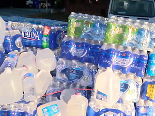 South Carolina Man Plans 14-Hour Trip to Deliver Water Bottles to Flint Residents: 'It Will Be More Than Not Doing Anything at All!'