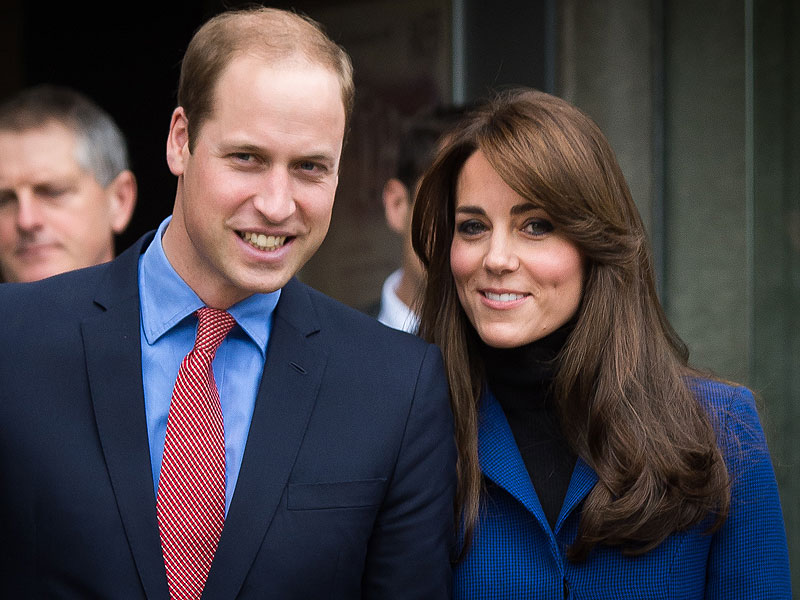 Prince William and Princess Kate Share a Kid-Free Date Night