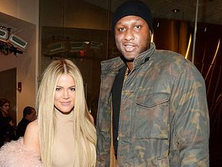 Khloé Kardashian Denies Dating Lamar Odom: 'God Forbid Exes Are Cordial'