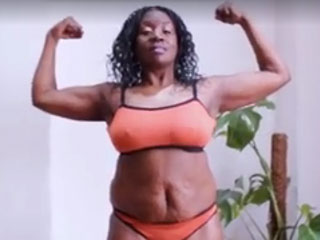 Lingerie Company Features Women with Underarm Hair and Stretch Marks in New Ad Campaign