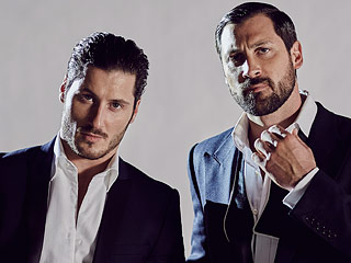 Maks and Val Chmerkovskiy Set Out to Answer an Age-Old Question: Which Brother is Better Looking?