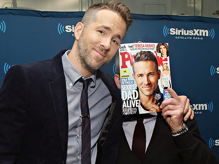 Ryan Reynolds Says He Fell in Love with Blake Lively While on a Double Date with Someone Else: 'It Was Like Fireworks'