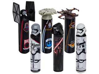 FROM EW: Star Wars: Phallic Toys Prompt Target Apology, Snickers