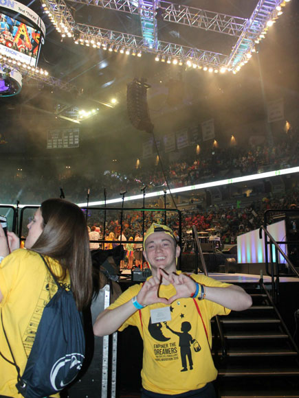 Teen Cancer Survivor Brings Hope with Charity Dance Marathon at Penn State