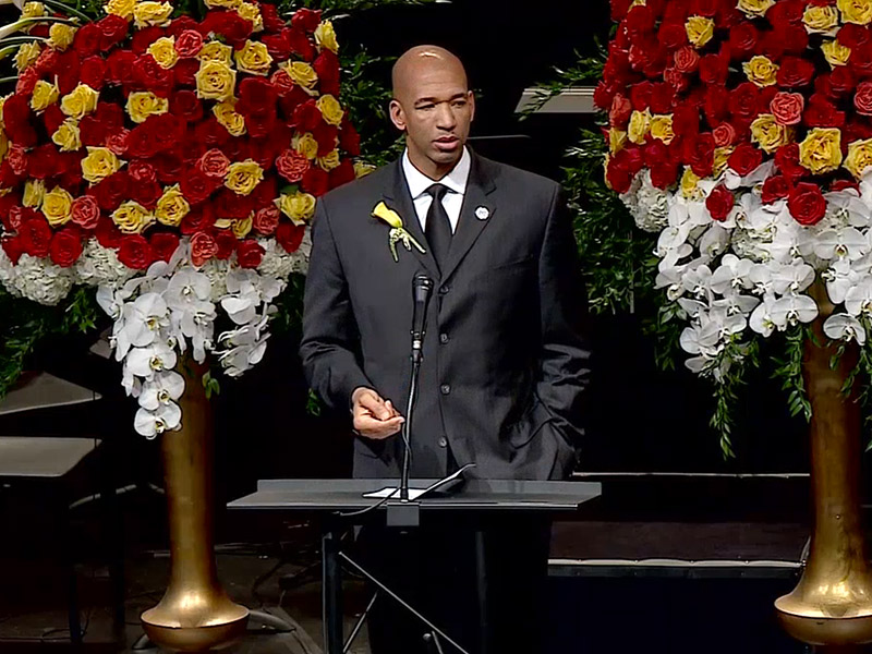 Monty Williams Forgives Driver Who Killed His Wife in Eulogy Video
