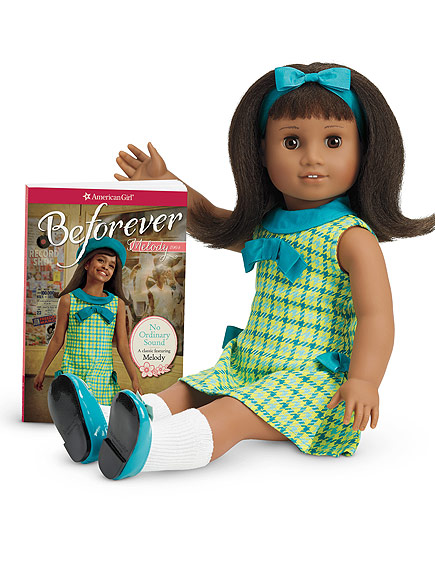 Meet Melody, the Newest American Girl Doll from the Civil Rights Era