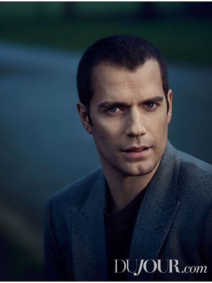 Henry Cavill Talks Taking Photos with Fans and Playing Superman