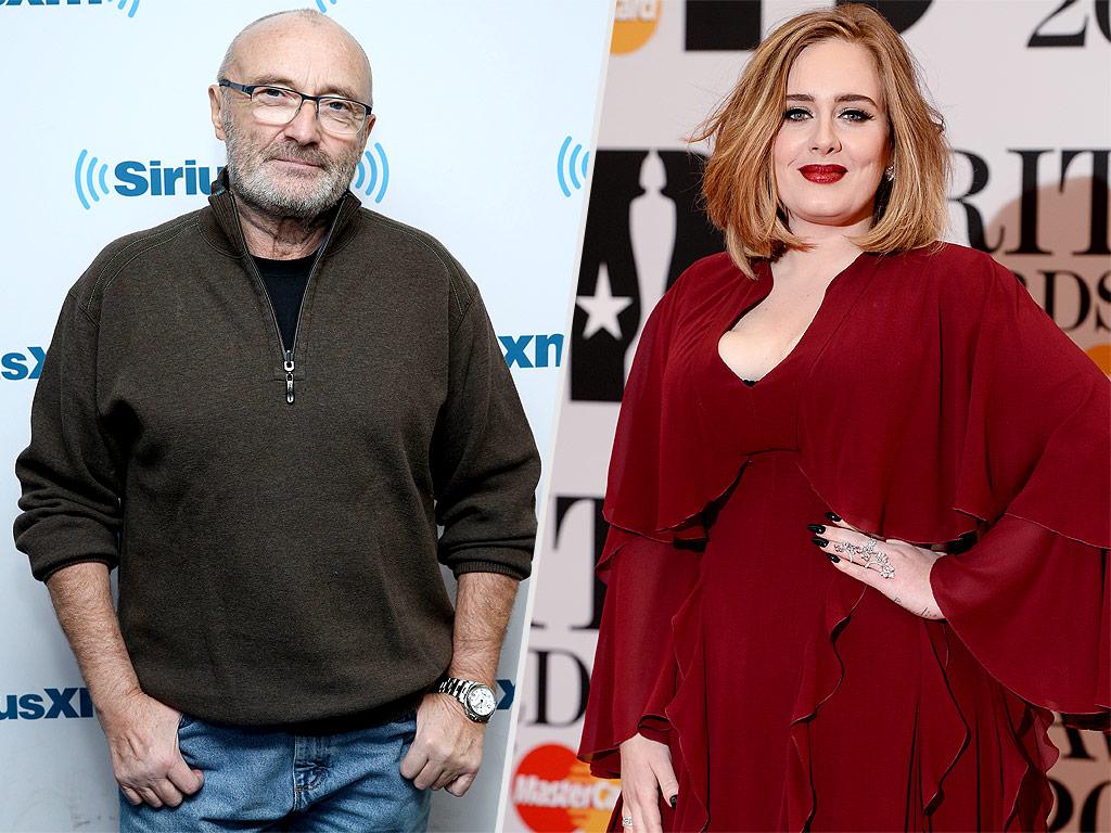Phil Collins on Adele's New Album, 25