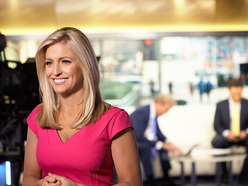 Ainsley Earhardt of Fox & Friends Interview