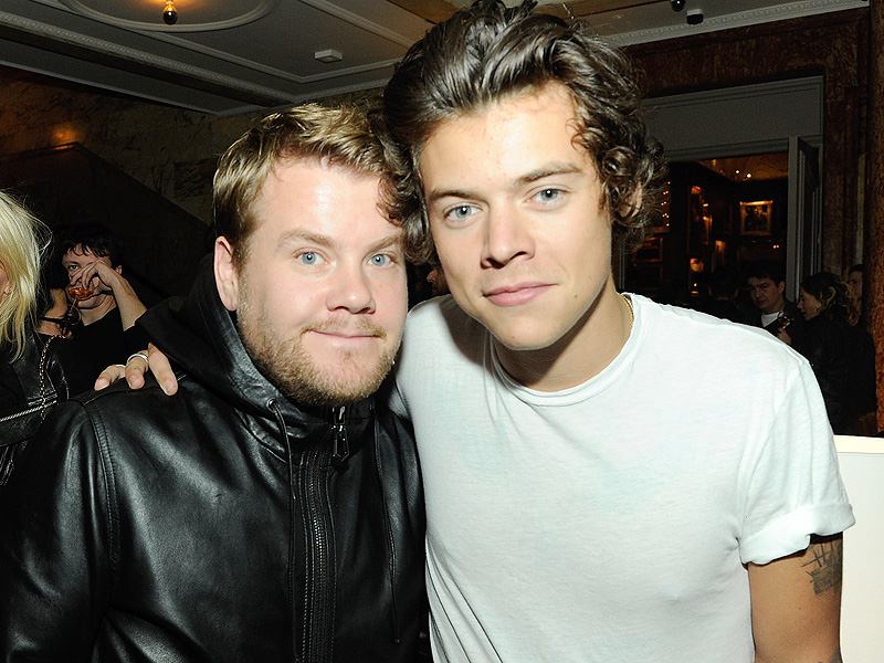 James Corden: Harry Styles Inspired Late Late Show Host's Tattoos