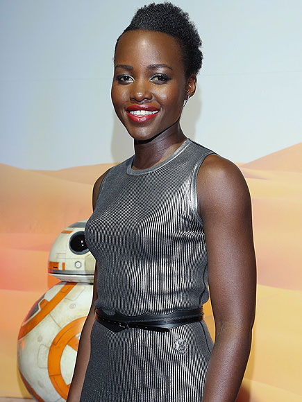 Lupita Nyong'o on Rethinking Her Life After Her Oscar Win