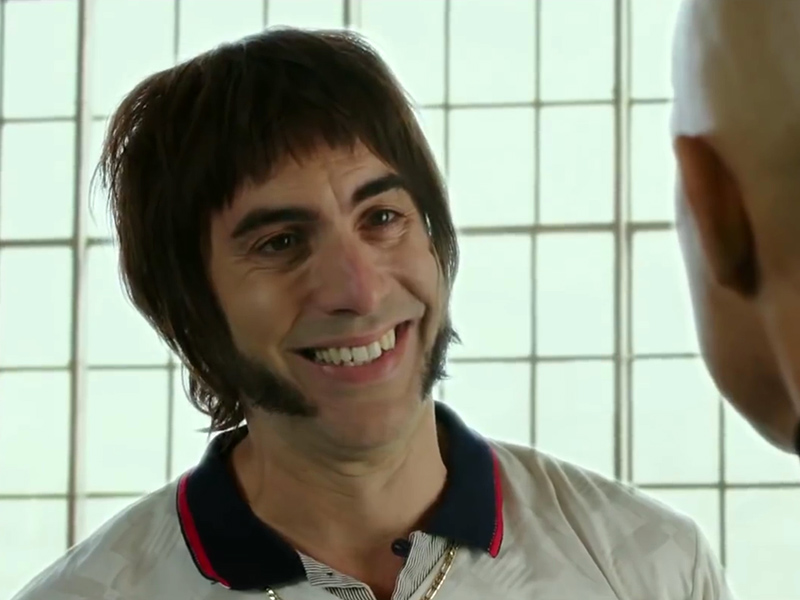 Sacha Baron Cohen's Brothers Grimsby: PEOPLE Review