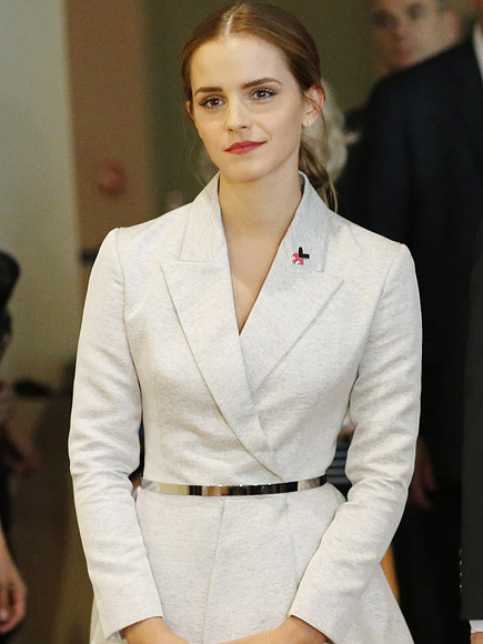 Emma Watson Speaks Out About Feminism in Esquire