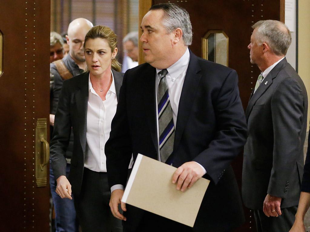 Erin Andrews Settles Peephole Lawsuit Against Nashville Hotel